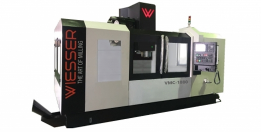 Wiesser VMC1880 CNC Machining Center