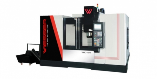 Wiesser VMC1270 CNC Machining Center